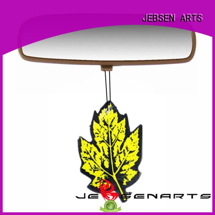 JEBSEN ARTS Custom designer perfume car freshener manufacturer for office