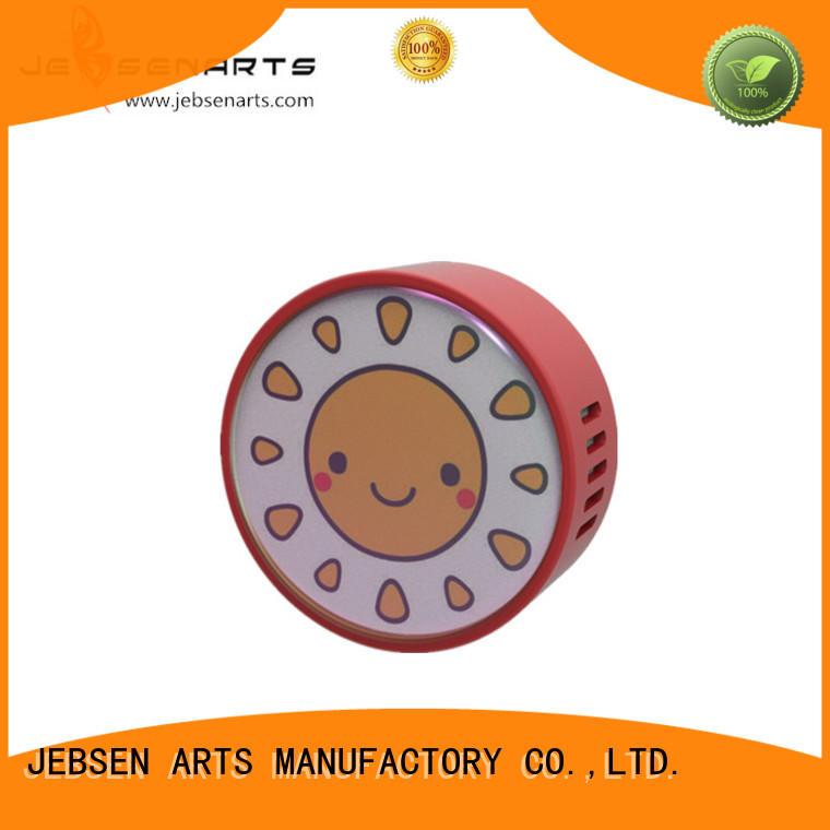 JEBSEN ARTS flower air freshener holder for restaurant