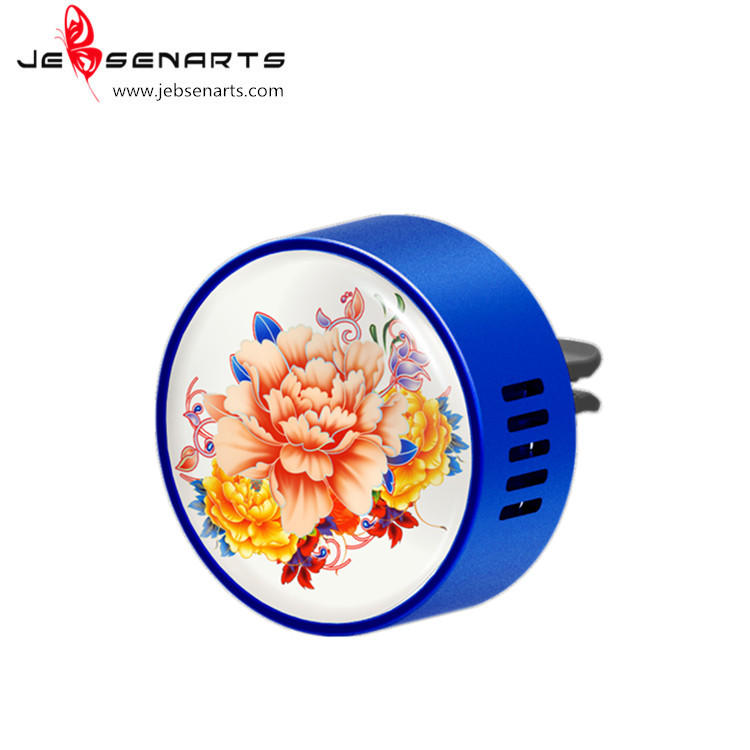 Aroma Car Diffuser Car Vent Perfume Auto Air Freshener