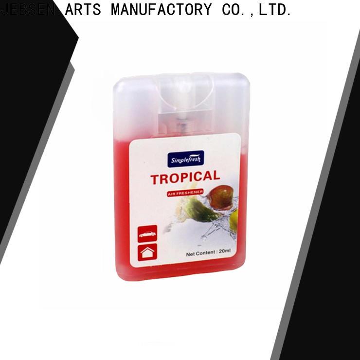 JEBSEN ARTS good scents air freshener manufacturer for home