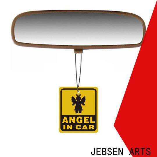 JEBSEN ARTS Best paper car air freshener long lasting effectiveness for home