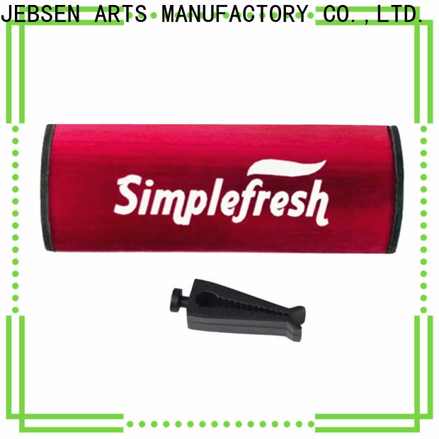 JEBSEN ARTS best organic air freshener for car