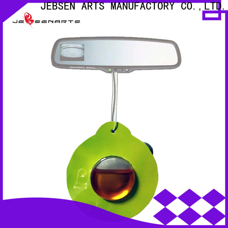 JEBSEN ARTS glade car vent clip instructions for restroom