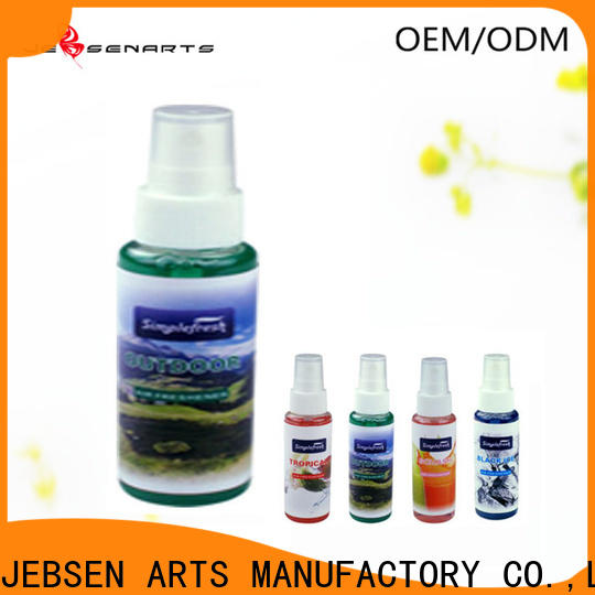JEBSEN ARTS Top natural air spray Supply for bathroom