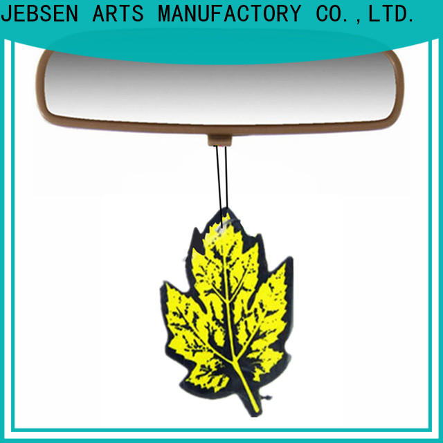 Top air freshener paper wholesale for business for car