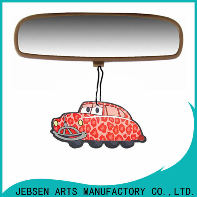 Custom hanging car air freshener perfume for home