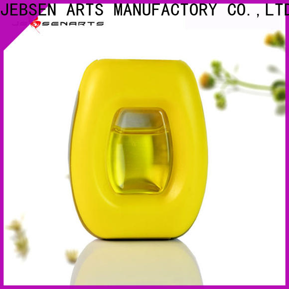JEBSEN ARTS create your own car air freshener manufacturer for hotel