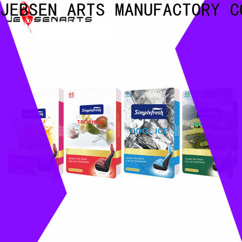 JEBSEN ARTS car air freshener india factory for restroom