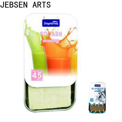 JEBSEN ARTS best car freshener brand factory for bathroom