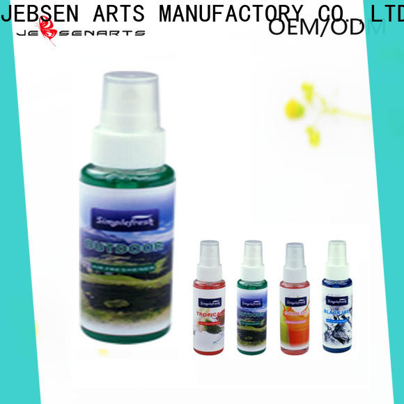 JEBSEN ARTS room deodorizers that work for business for bathroom