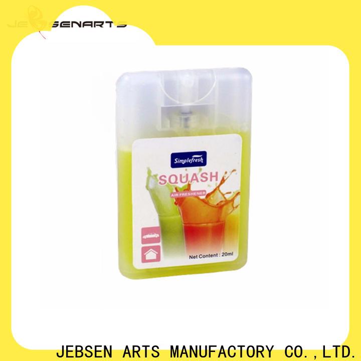 JEBSEN ARTS mini air freshener spray manufacturers for bathroom