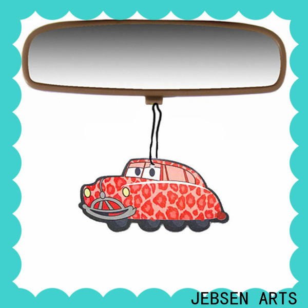 JEBSEN ARTS fragrance mixed car freshener manufacturers factory for office