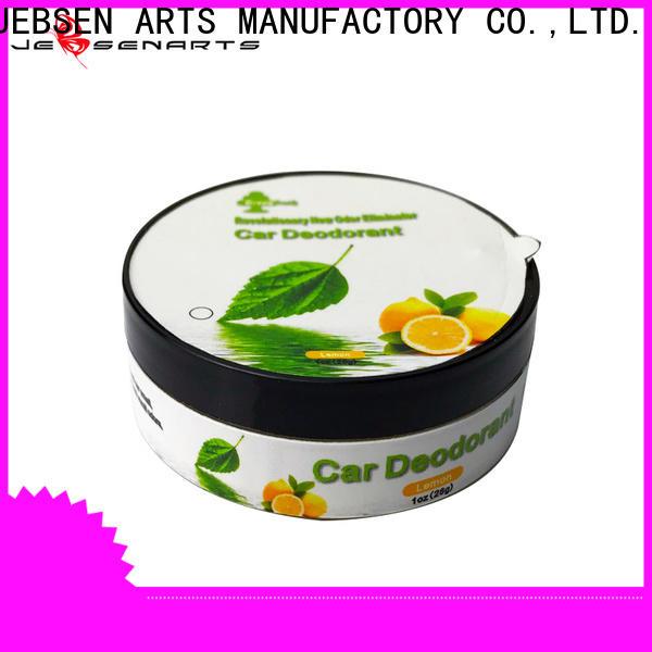JEBSEN ARTS Custom gel air freshener manufacturers company for restroom