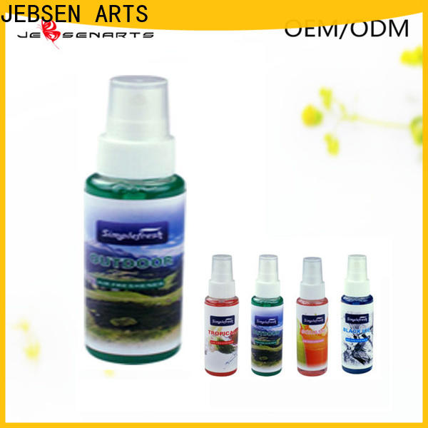 JEBSEN ARTS spray air freshener in toilet manufacturer for restroom