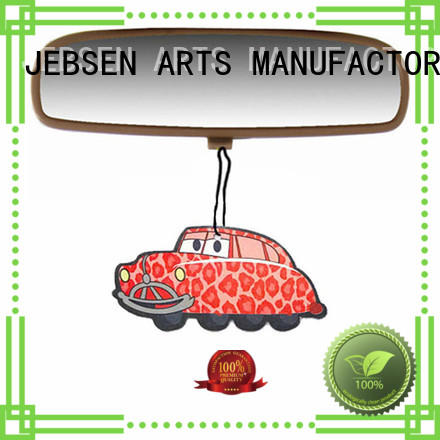 JEBSEN ARTS hawaiian flower car air freshener Suppliers for car