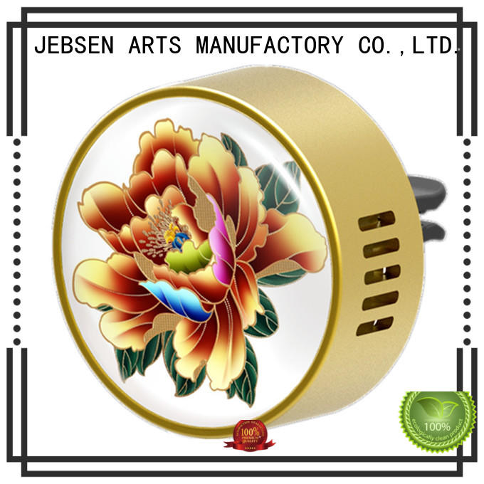 JEBSEN ARTS car vent clips aroma diffuser for gift