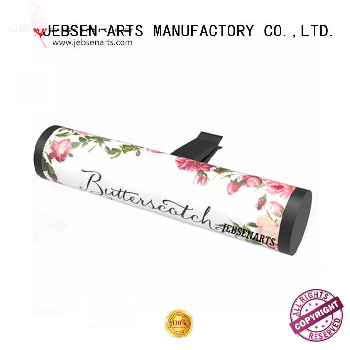 JEBSEN ARTS metal car vent air freshener ambientador for sale