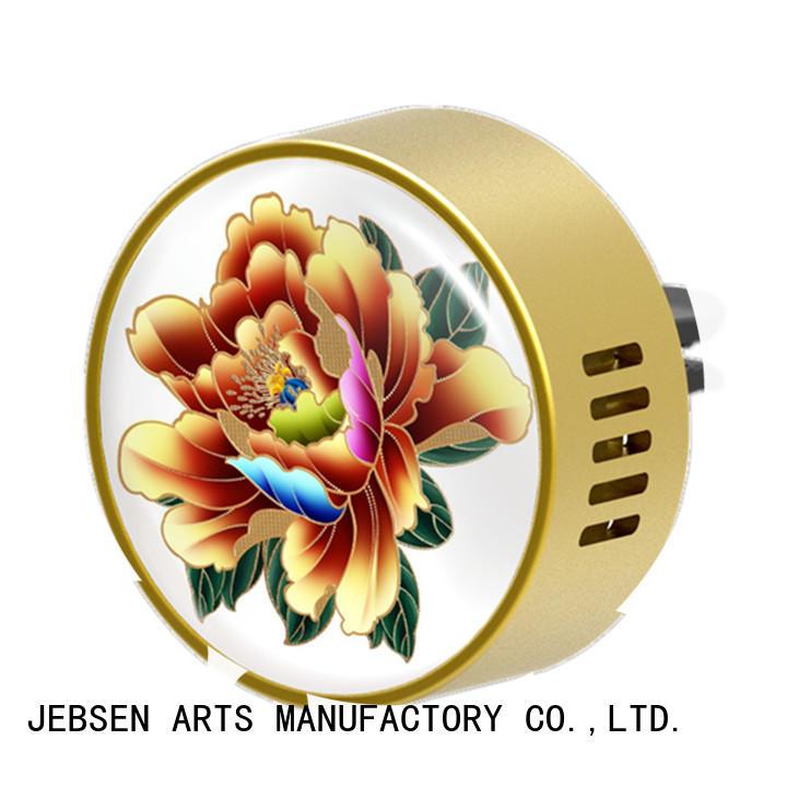 JEBSEN ARTS Custom funny car freshener factory for hotel