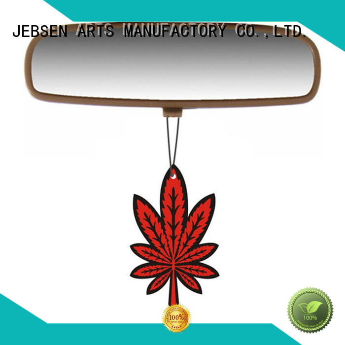JEBSEN ARTS private label new car air freshener Suppliers for hotel