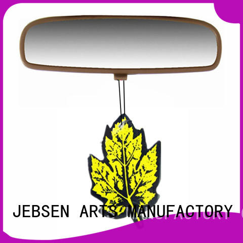 JEBSEN ARTS fragrance mixed air freshener paper hot sale for restaurant