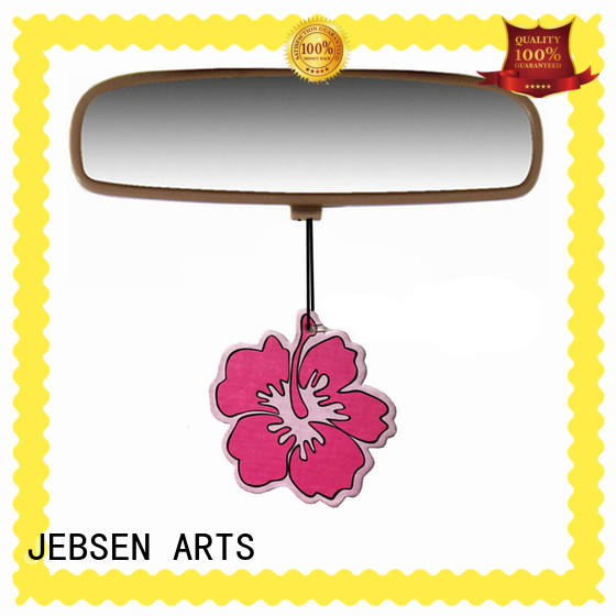 custom car air fresheners supplier for home JEBSEN ARTS