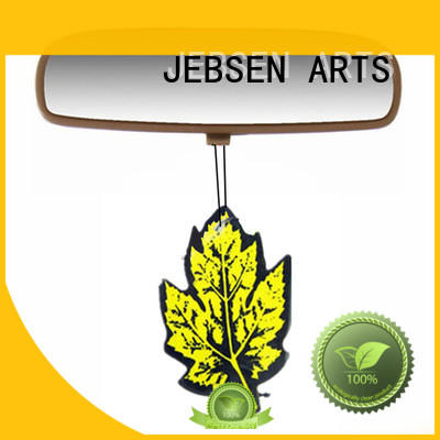 JEBSEN ARTS fragrance mixed hanging car air freshener bottle for restroom