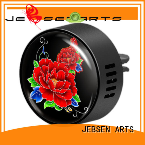 JEBSEN ARTS round air filter freshener for car