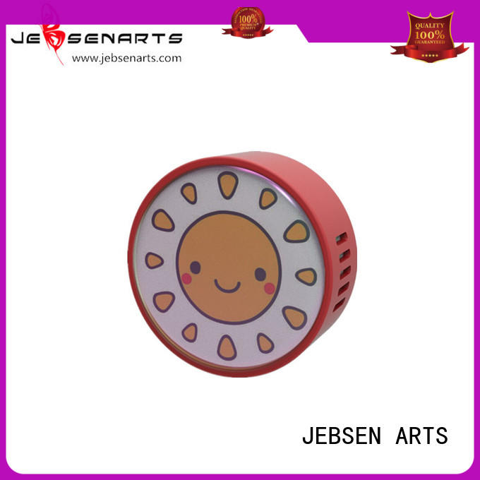 JEBSEN ARTS plastic car vent air freshener aroma diffuser for gift