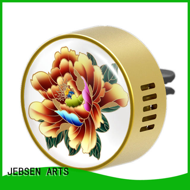 Custom plug in car deodorizer ambientador for gift