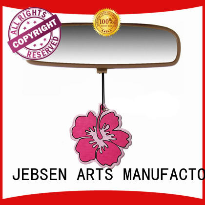 JEBSEN ARTS Best car air freshener paper factory for home
