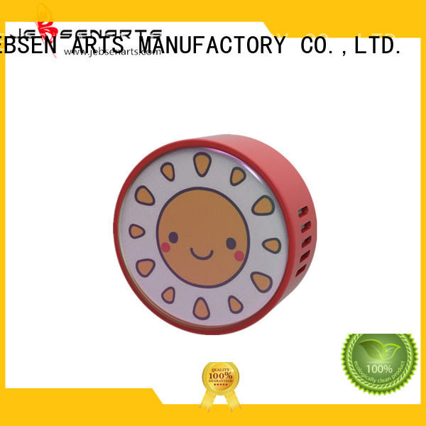 JEBSEN ARTS Latest air freshener car conditioner for gift