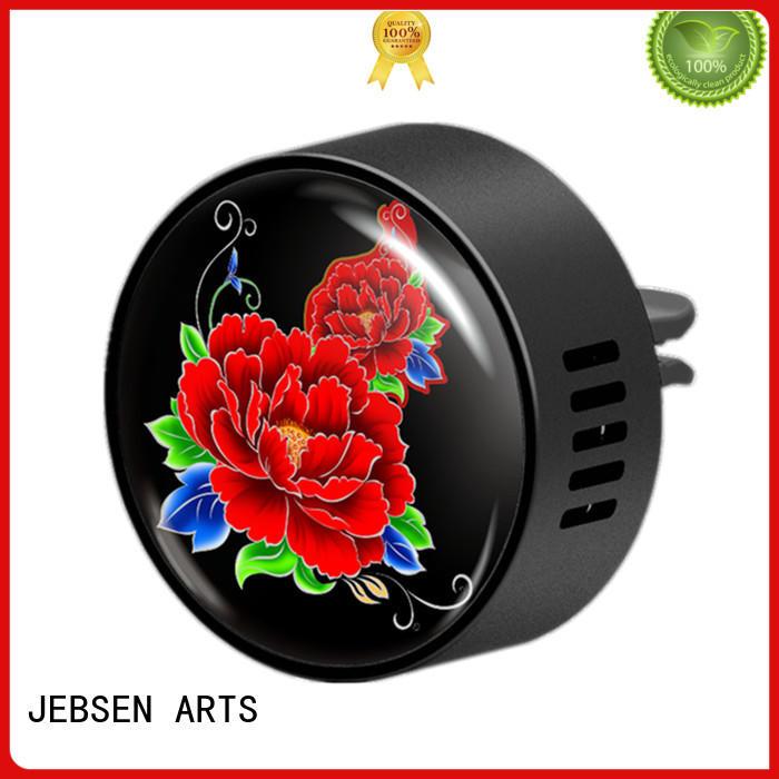 JEBSEN ARTS funny car air freshener aroma diffuser for restroom