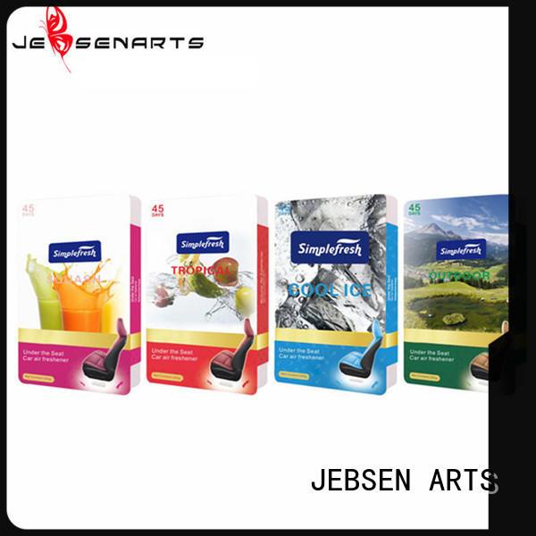 JEBSEN ARTS new car fragrance air freshener Suppliers for restroom
