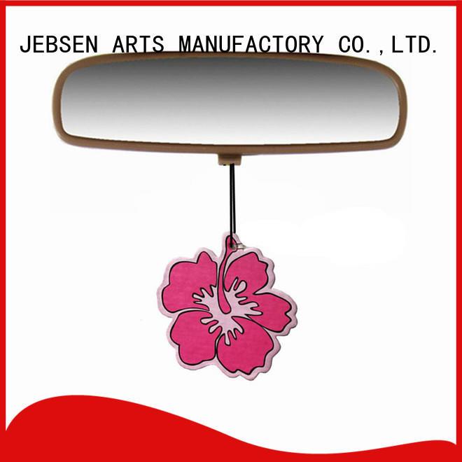 JEBSEN ARTS funny car air freshener for business for restaurant