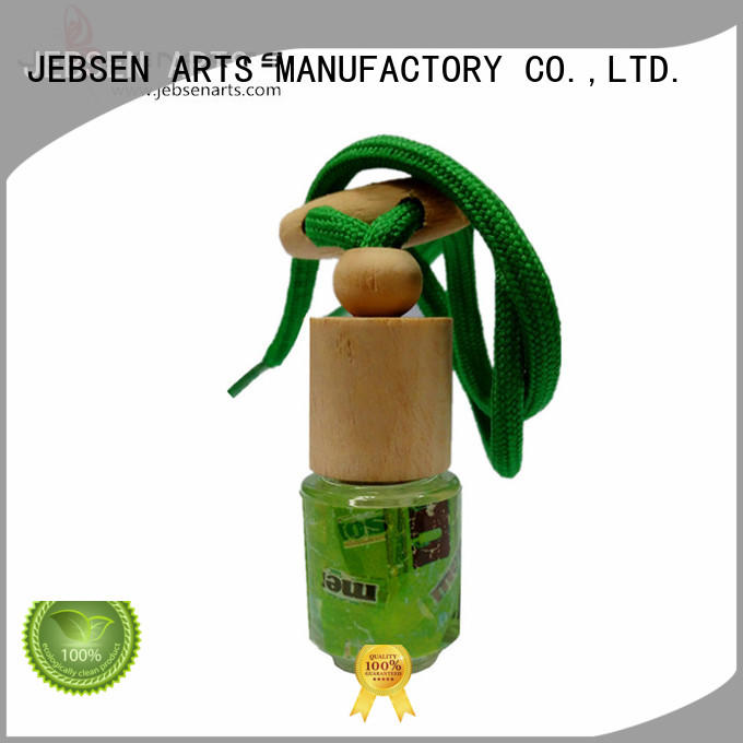JEBSEN ARTS membrane car perfume bottle manufacturer for restroom
