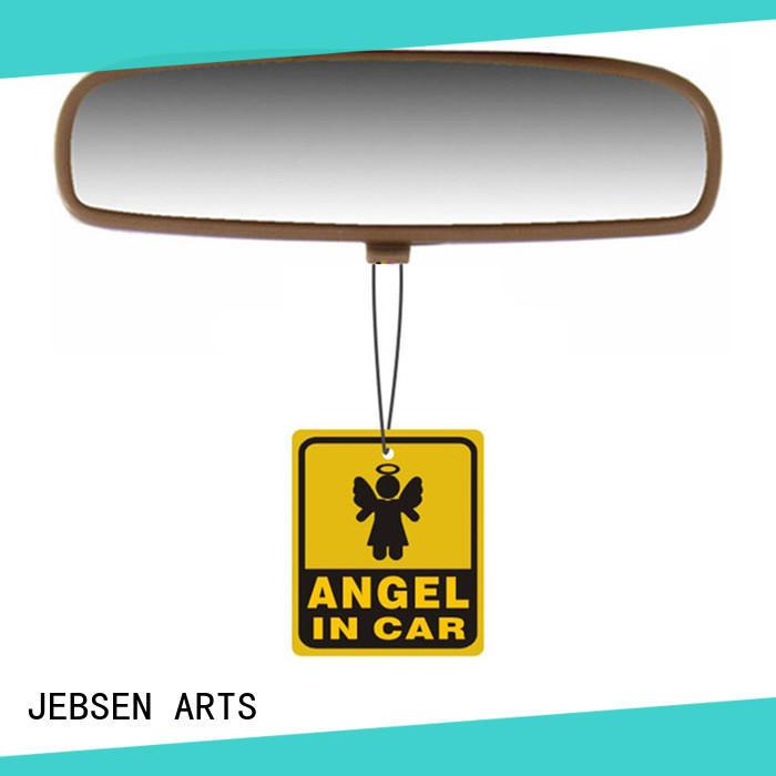 JEBSEN ARTS Custom arometrics car air freshener long lasting effectiveness for restaurant
