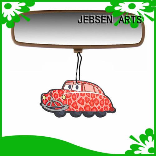 Custom unscented car air freshener blanks Supply for office