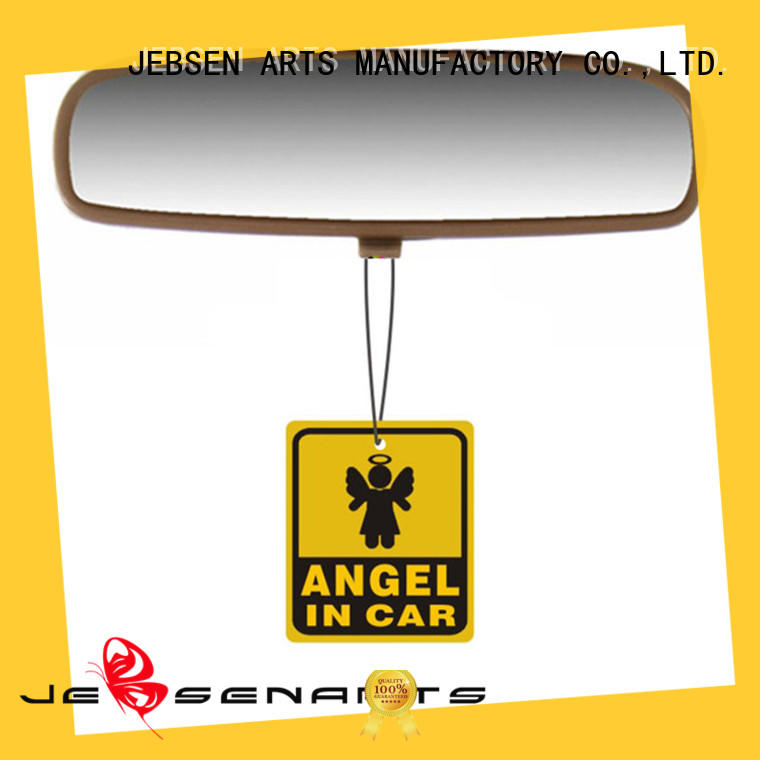 custom car air fresheners professional for restaurant JEBSEN ARTS