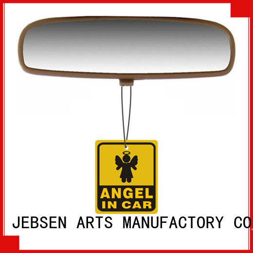 JEBSEN ARTS Wholesale most popular car air freshener scents manufacturer for restroom