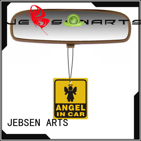 JEBSEN ARTS personalised car air fresheners company for restroom