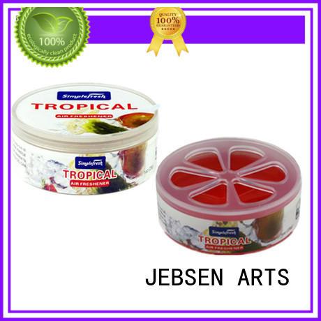 JEBSEN ARTS gel air freshener manufacturer for car