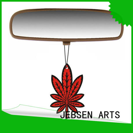 JEBSEN ARTS personalised car air fresheners gift for business for home