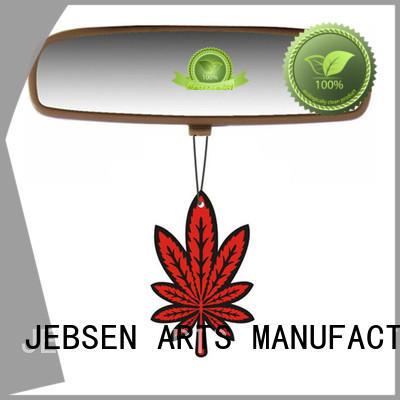 custom car air fresheners long lasting effectiveness for restaurant JEBSEN ARTS