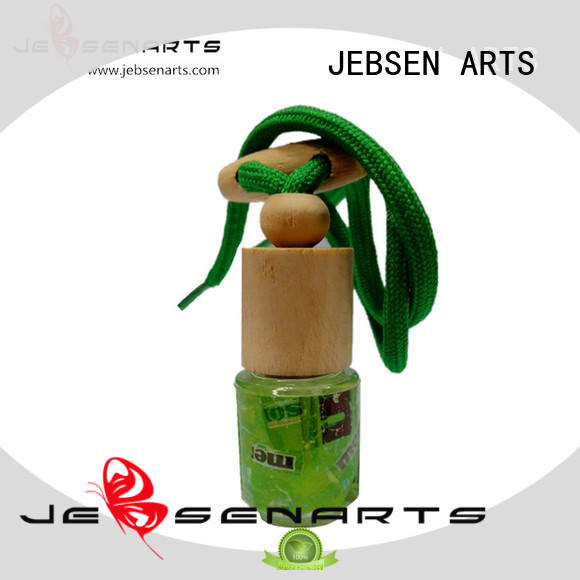JEBSEN ARTS high quality essential oil car air freshener perfume for bathroom