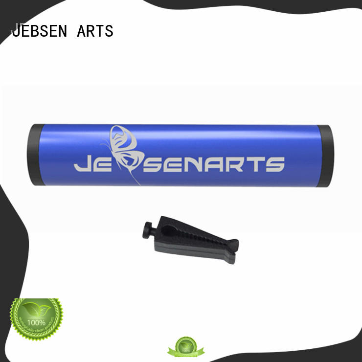 JEBSEN ARTS pvc car vent air freshener aroma diffuser for gift