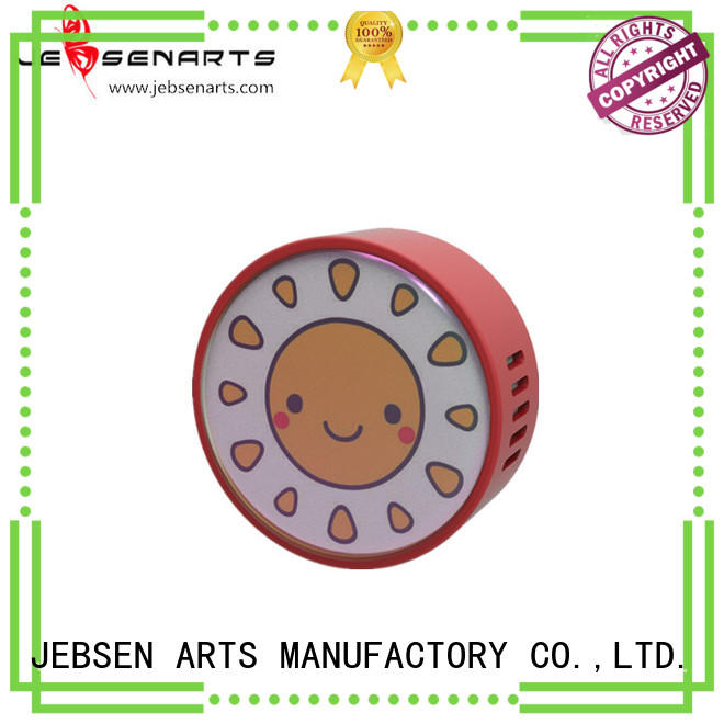 JEBSEN ARTS automatic air freshener flavors for dashboard