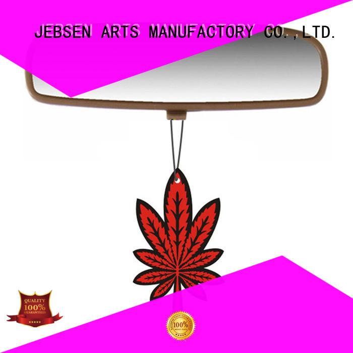 JEBSEN ARTS printed air freshener paper manufacturer for office