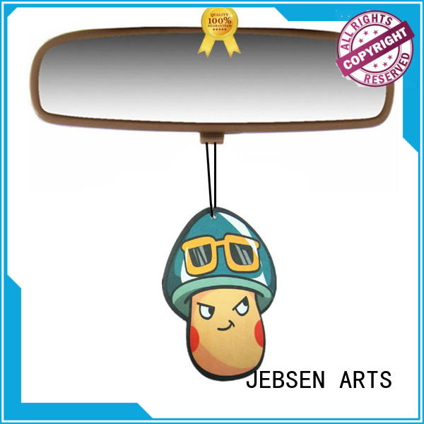 JEBSEN ARTS smell custom car air fresheners supplier for office
