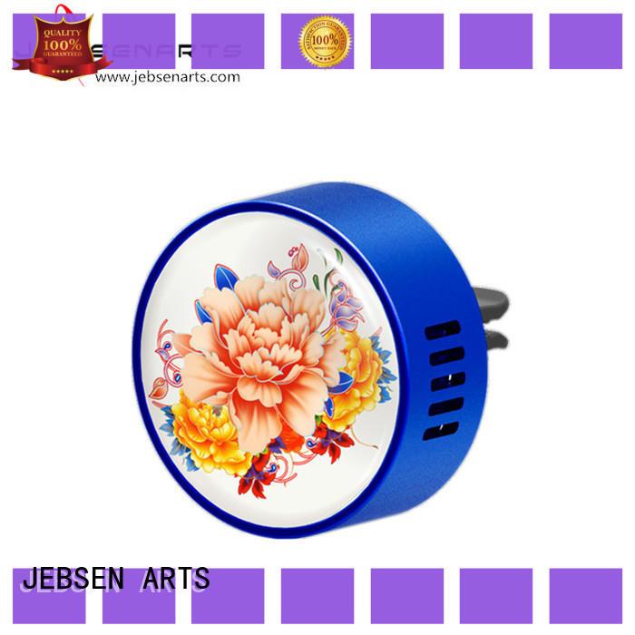 JEBSEN ARTS essential car air freshener vent clip ambientador for car
