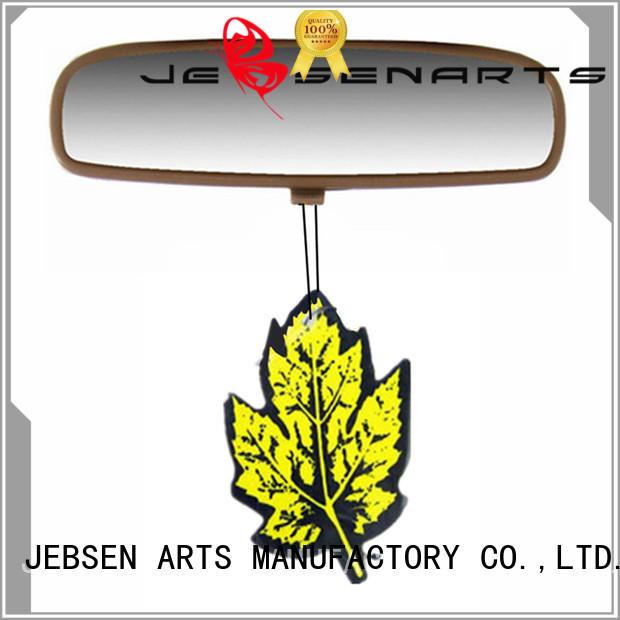 JEBSEN ARTS essential car perfume hanging card for restroom
